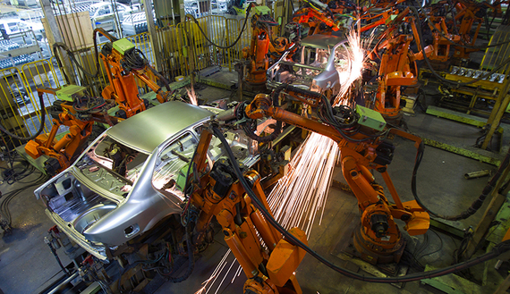 Iran works to get auto industry back on the road  Read