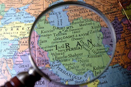 What potential does Iran hold for the global automotive industry?