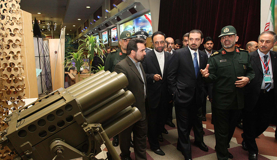 Is Iran becoming a major regional arms producer