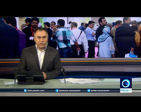 PRESS TV report CTW Iran