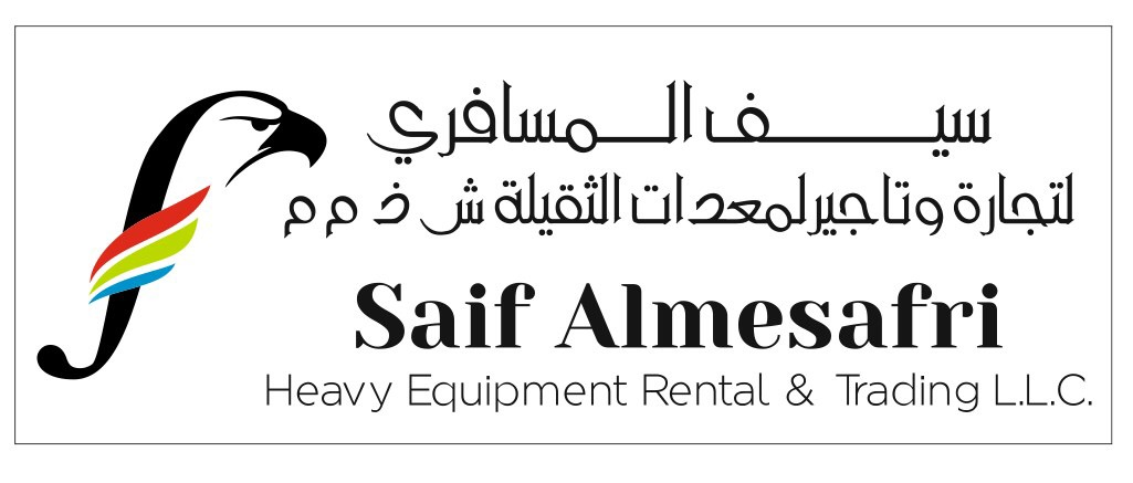 Saif Almesafri Heavy Equipment Rental & Trading