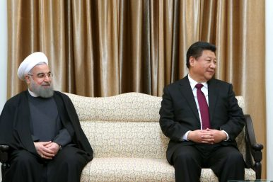 Rouhanni's re-election means continued Iran-China engagement