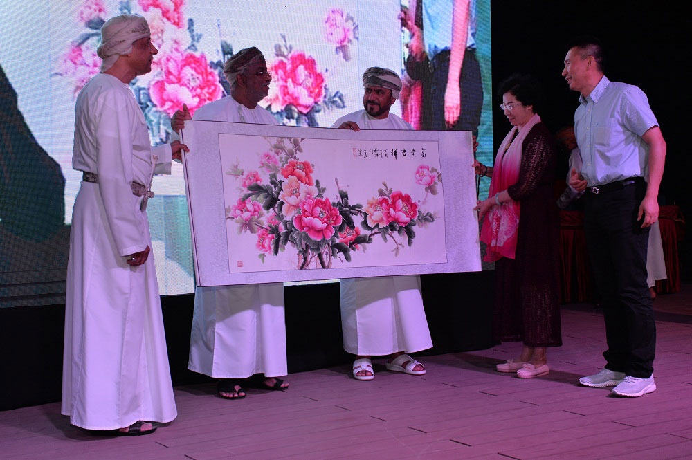 Workshop to strengthen cooperation between Oman and China in tourism organise