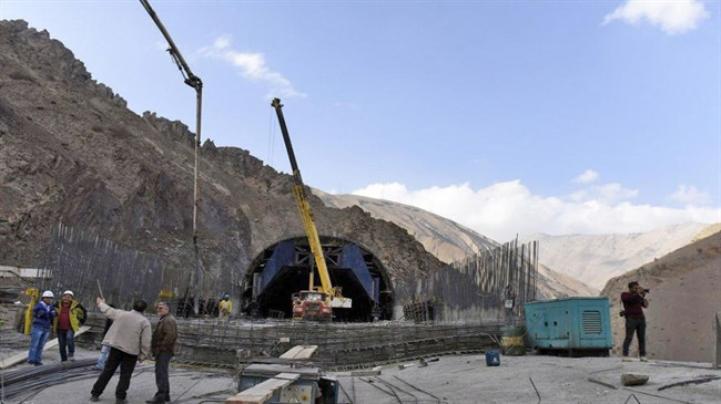 MP: China interested in investing in Iran's infrastructural projects