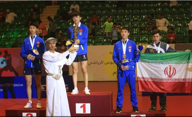 China shines at Oman Junior and Cadet Open